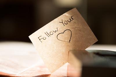 10 Alasan untuk Mengikuti Kata Hati Anda Sendiri