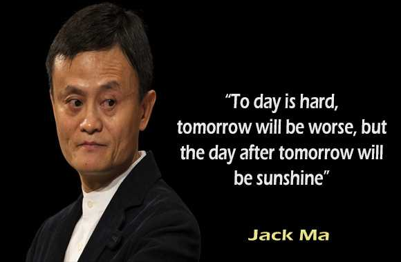 biografi jack ma - pendiri Alibaba.com