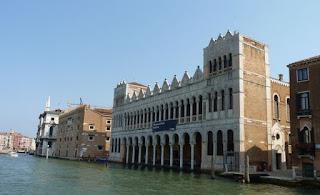 Museo de Historia natural, edificio Fontego dei Turchi.