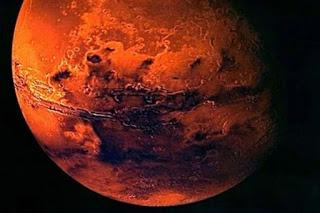 Oι Αμερικάνοι έχουν βάσεις στον Άρη και πάνε εκεί με τηλεμεταφορά
