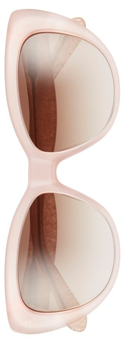 kate spade new york 'emalee' 54mm cat eye sunglasses