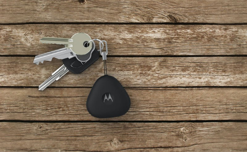 Finding Your Phone With the New Motorola Keylink
