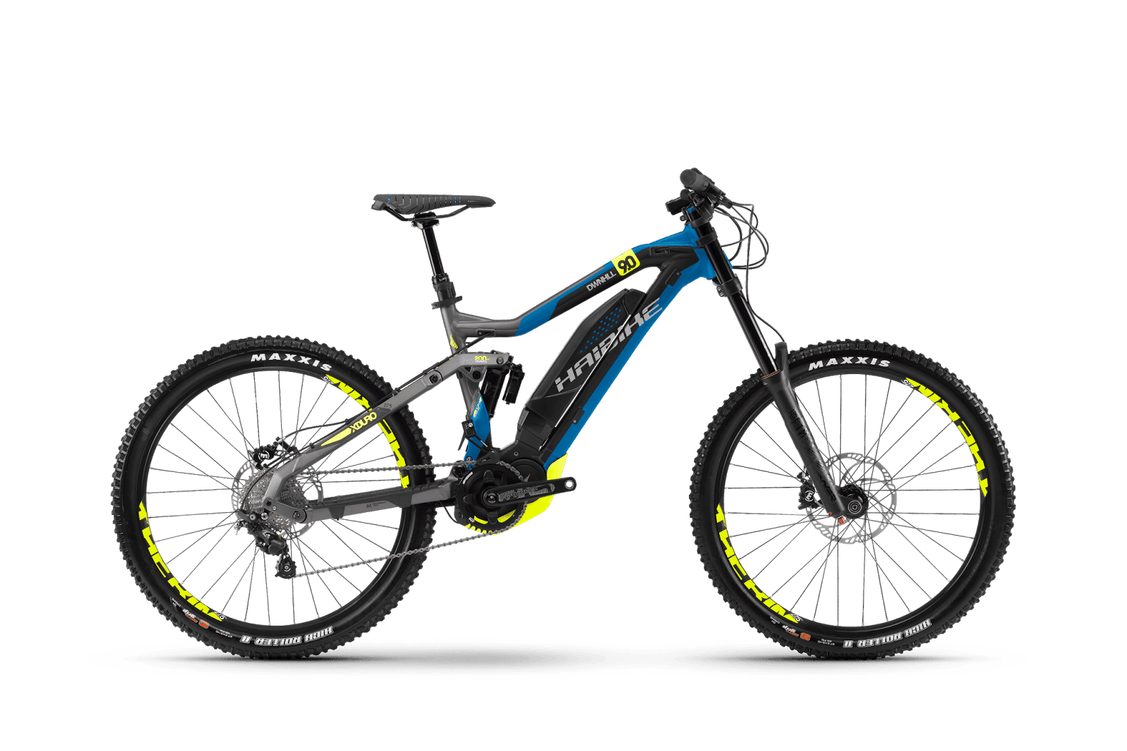 New Haibike Xduro Dwnhll 9 0 Electric Bike