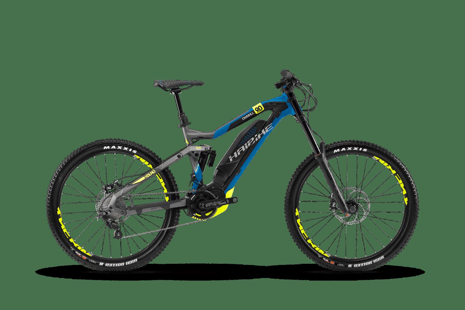 New Haibike Xduro Dwnhll 9 0 Electric Bike