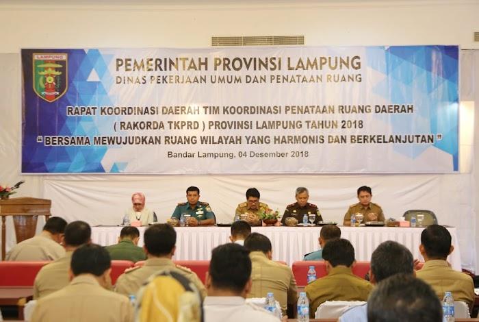 Hamartoni Dorong Kabupaten dan Kota Percepat Rencana Detail Tata Ruang