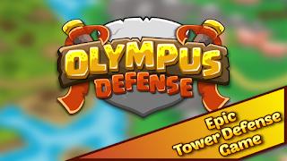 Game  Olympus Defense God Zeus Apk