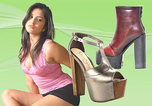 Model High Heels Trend 2015