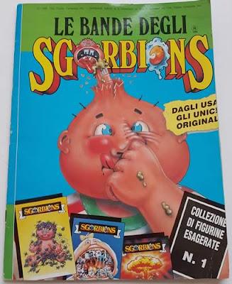 Sgorbions (figurine)