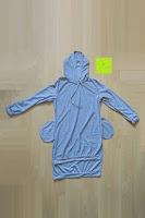 hinten: Yidarton Frauen Lange Aermel Double Split Hoodie Pullover Pockets Sweater Kapuzenpullover