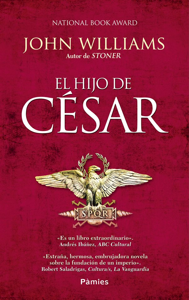 El hijo de César - John Williams (2016)