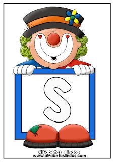 http://www.alfabetoslindos.com/2018/08/letra-s-alfabeto-circo.html