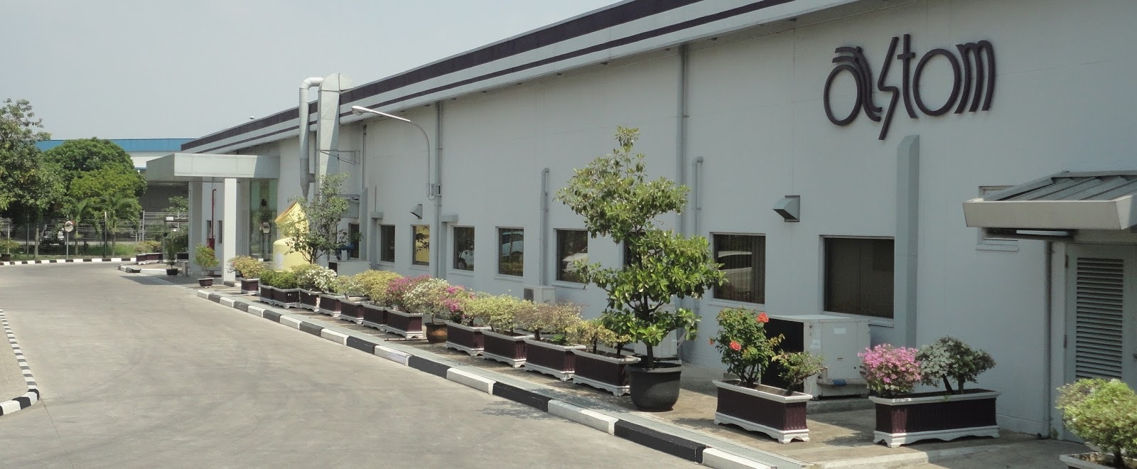 PT. Astom Indonesia - Operator Produksi