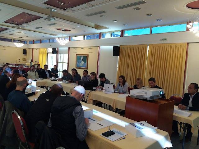 """ΗΓΟΥΜΕΝΙΤΣΑ: 1η Συνάντηση της Τεχνικής Επιτροπής """"ΕΦΟΔΙΑΣΤΙΚΗΣ ΑΛΥΣΙΔΑΣ ΑΔΡΙΑΤΙΚΗΣ/ΙΟΝΙΟΥ-ΕΓΝΑΤΙΑΣ-BURGAS"""""""