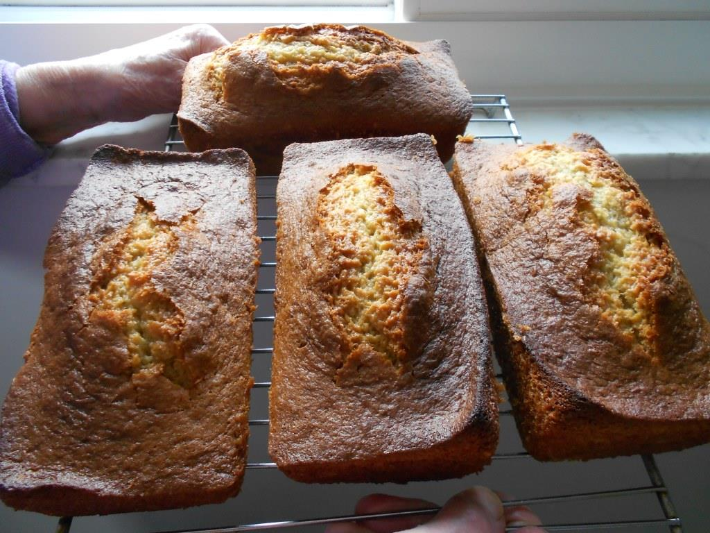 Best Ever Banana Breads