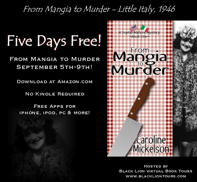 Download From Mangia to Murder - Caroline Mickelson