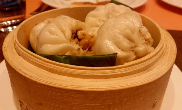 Burnt Garlic Bao