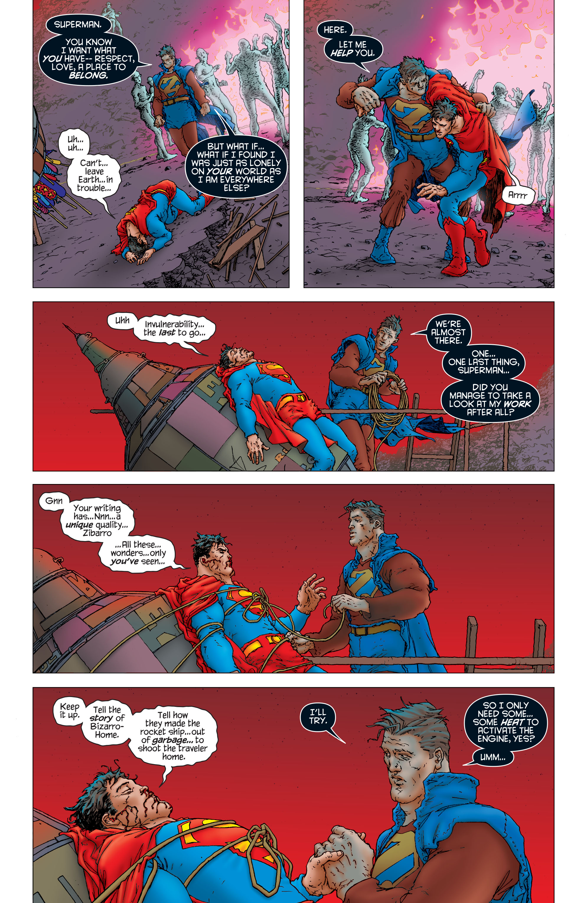 Read online All Star Superman comic -  Issue #8 - 19