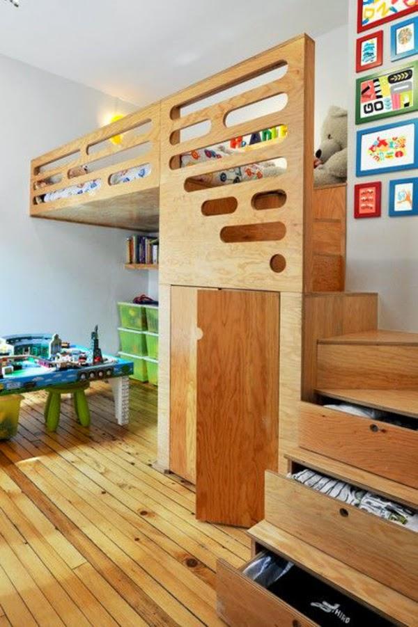 idea cuarto para niño