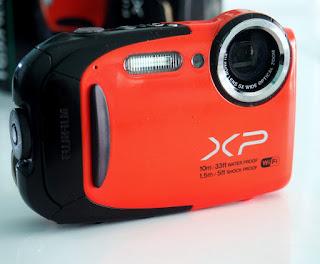 Jual Fujifilm XP70 Wi-Fi Bekas