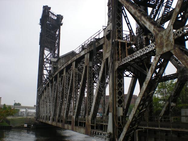 Chicago Landmarks Tour 2010-2011 Trip 104 Railroad Bridges