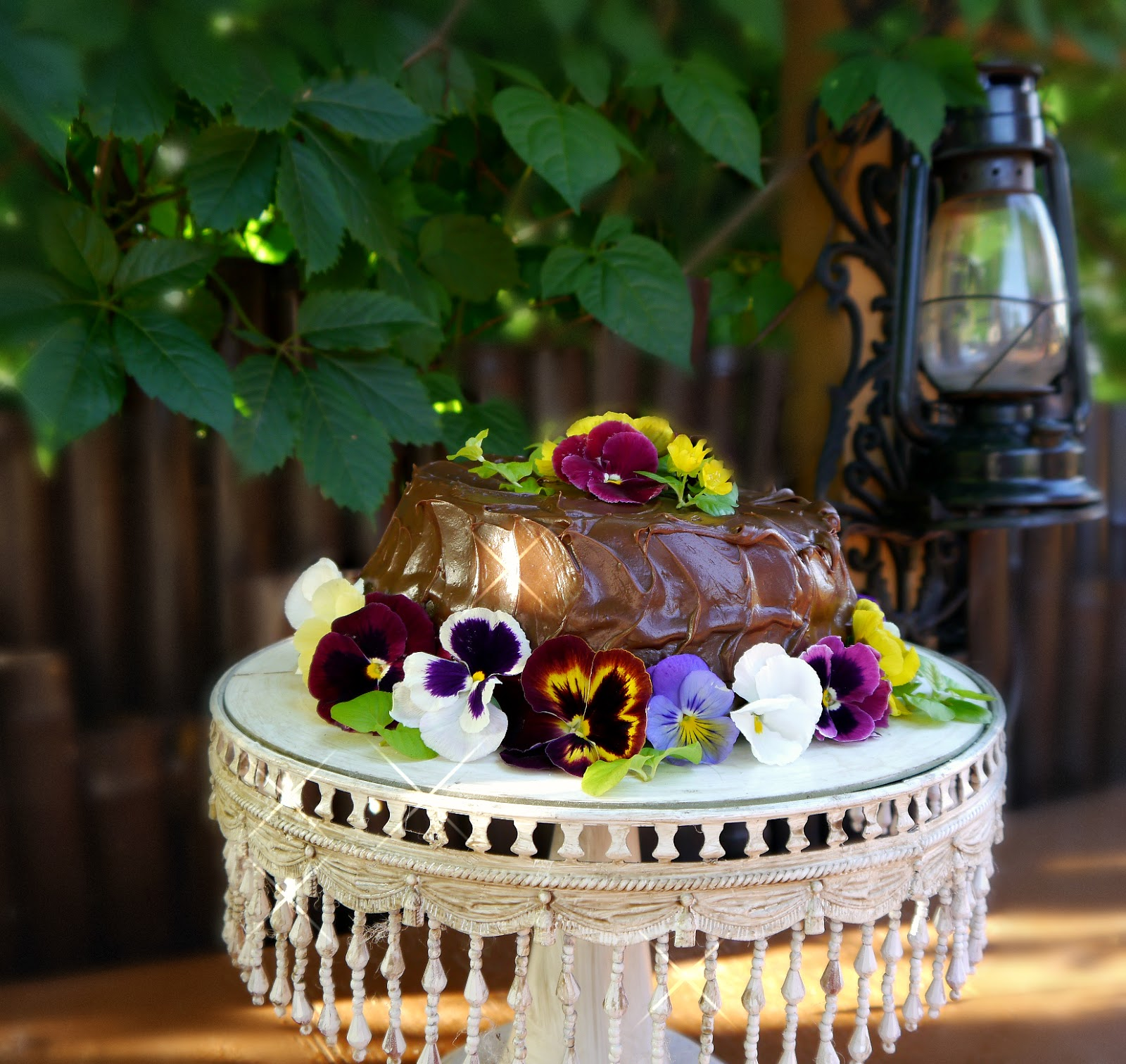 Suzy Homefaker No Egg Chocolate Cake Hundred Dollar Cake