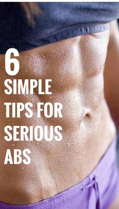 6 Simple Tips for Serious ABS
