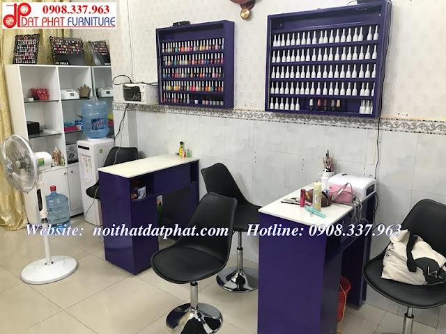 cần bao nhiêu vốn để mở tiệm nail, cần bao nhiêu vốn để mở tiệm nail tại hcm, mở tiệm nail tại HCM, thiết kế tiệm nail,