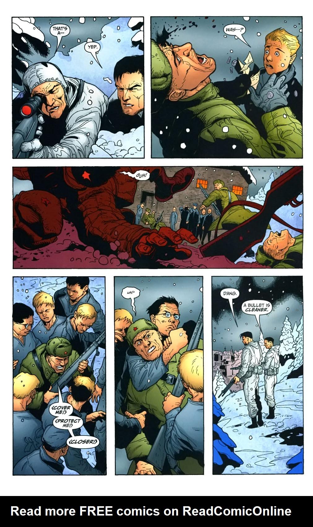 Read online Team Zero comic -  Issue #4 - 16
