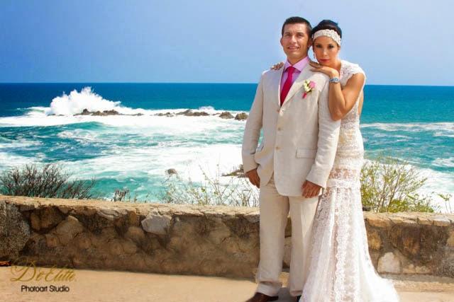 Boda Maruka y Oscar