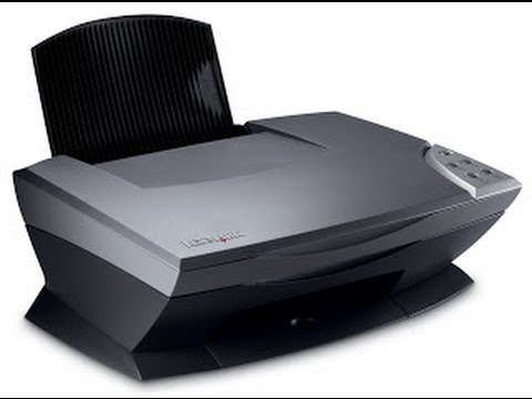 LEXMARK X1100 SERIES WINDOWS 10 DRIVERS DOWNLOAD