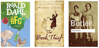 The BFG, The Book Thief, Gender Trouble