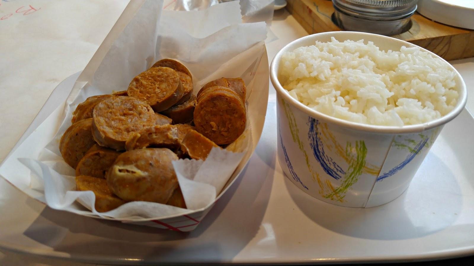 Mami-Eggroll: Loui Loui Seafood Boil in the suburbs of Boston