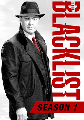 The Blacklist (TV Series) S01 DVD R1 NTSC Latino