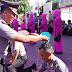 13 AnggotaPolres Aceh Timur Naik Pangkat