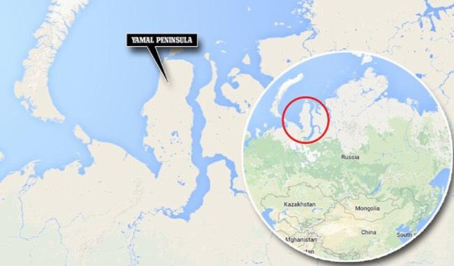 Kemunculan Lubang Misteri Di Siberia Adalah Kerja Yakjuj Dan Makjuj?