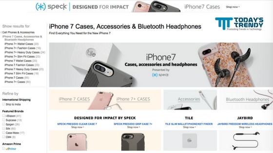 Amazon confirms iPhone 7 will come with dual-camera