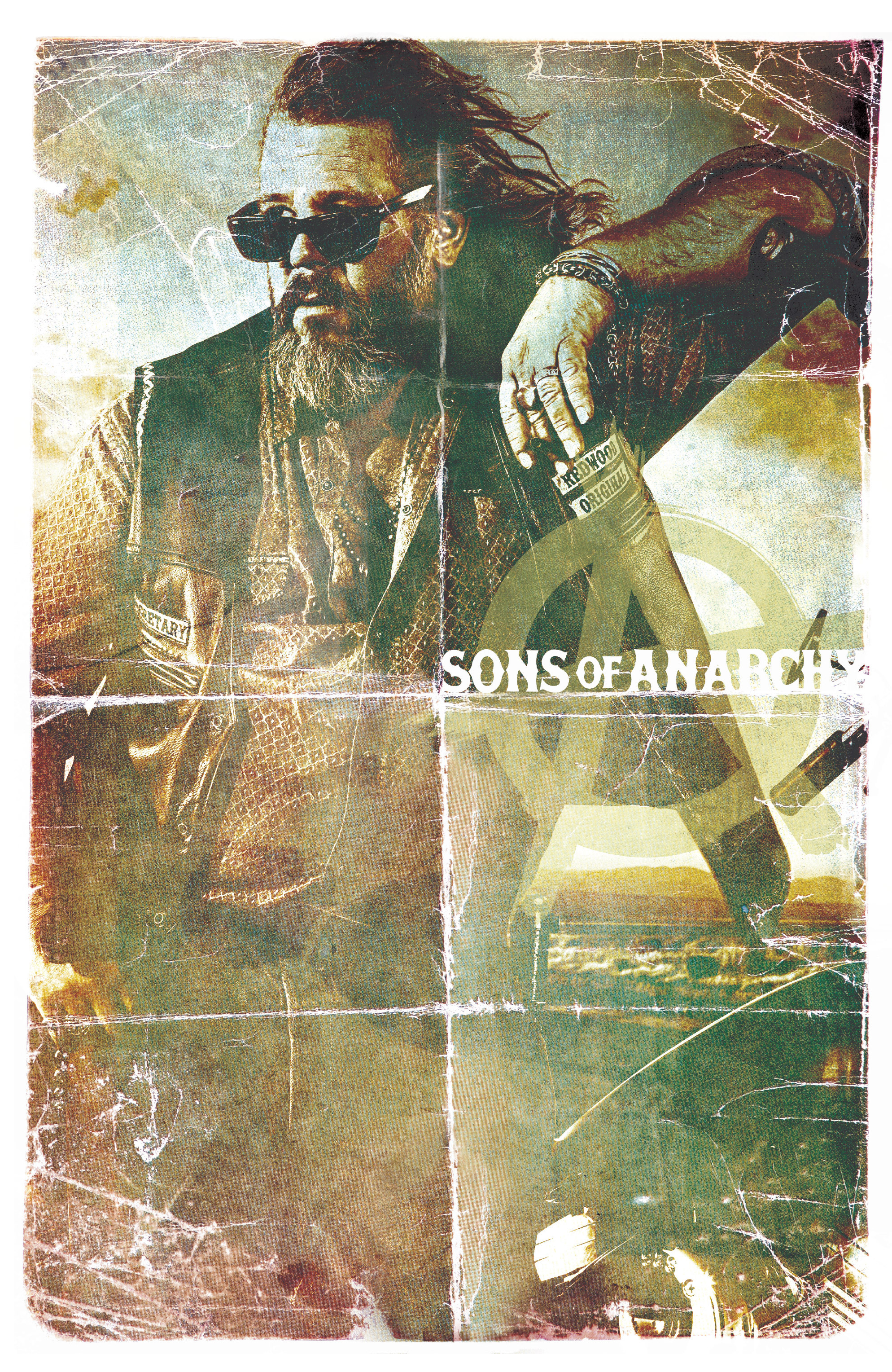 Read online Sons of Anarchy comic -  Issue #4 - 3