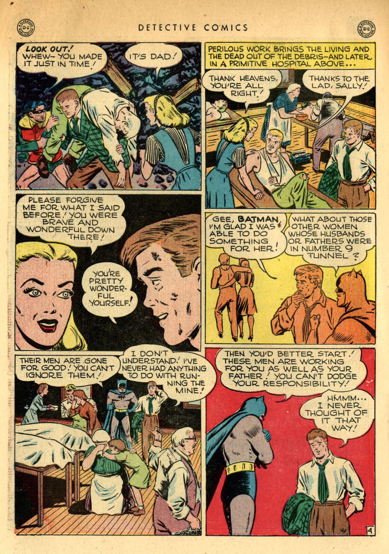 Read online Detective Comics (1937) comic -  Issue #111 - 6