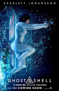 Ghost in the Shell (2017) Movie Poster 4