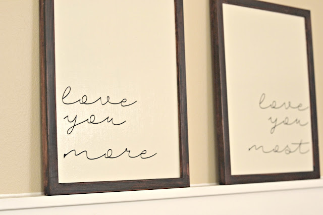 wood frame, farmhouse, diy, silhouette cameo, vinyl project