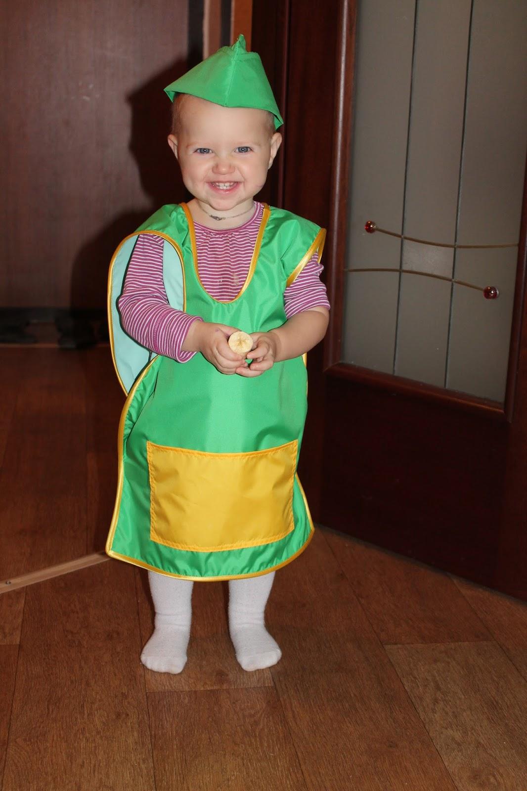 Костюмы в детский сад своими руками фото 752
