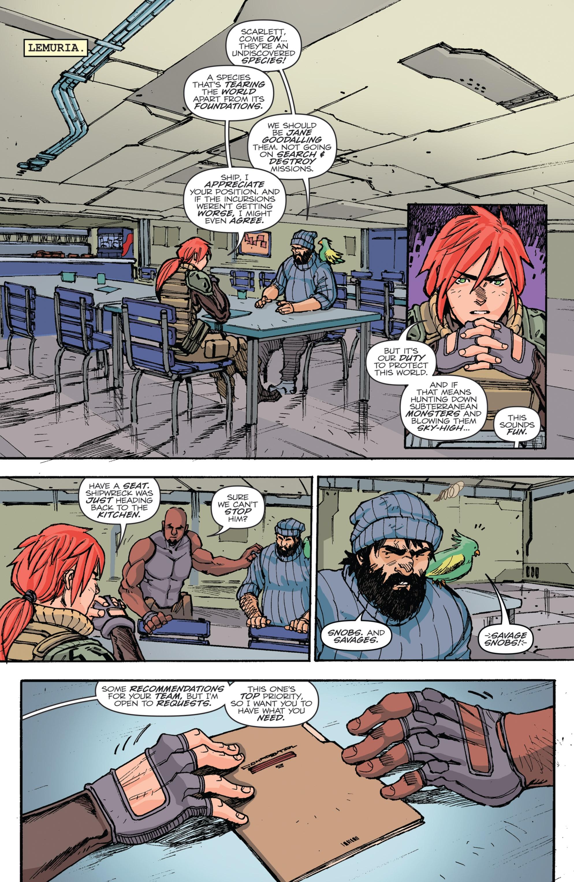 Read online G.I. Joe (2016) comic -  Issue #6 - 5