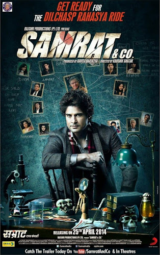 Samrat & Co. (2014) Movie Poster