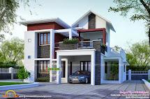 Modern House Car Porch Design
