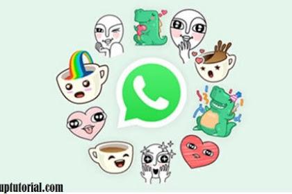 Tutorial Cara Membuat Stiker WhatsApp dengan Foto Sendiri