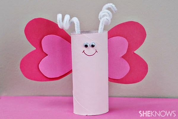 Valentineu0027s Day Crafts For Toddlers 2