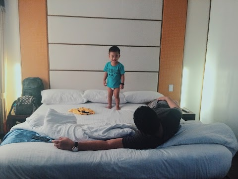 Horizon Hotel Subic Review:Prince's 2nd Birthday