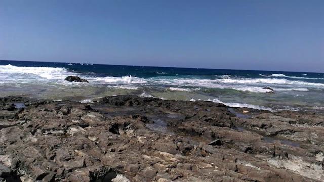 مرسى مطروح شاطئ روميل