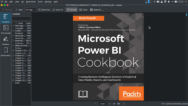 Ebook Microsoft Power Bi CookBook