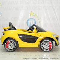Junior ME0158 Maclaren Mobil Mainan Aki